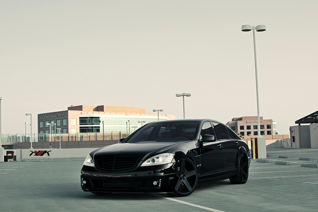 Brabus tunes 2010 mercedes benz s550 a for Mercedes benz of southern california