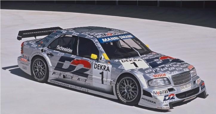 AMG Mercedes C-Class DTM car