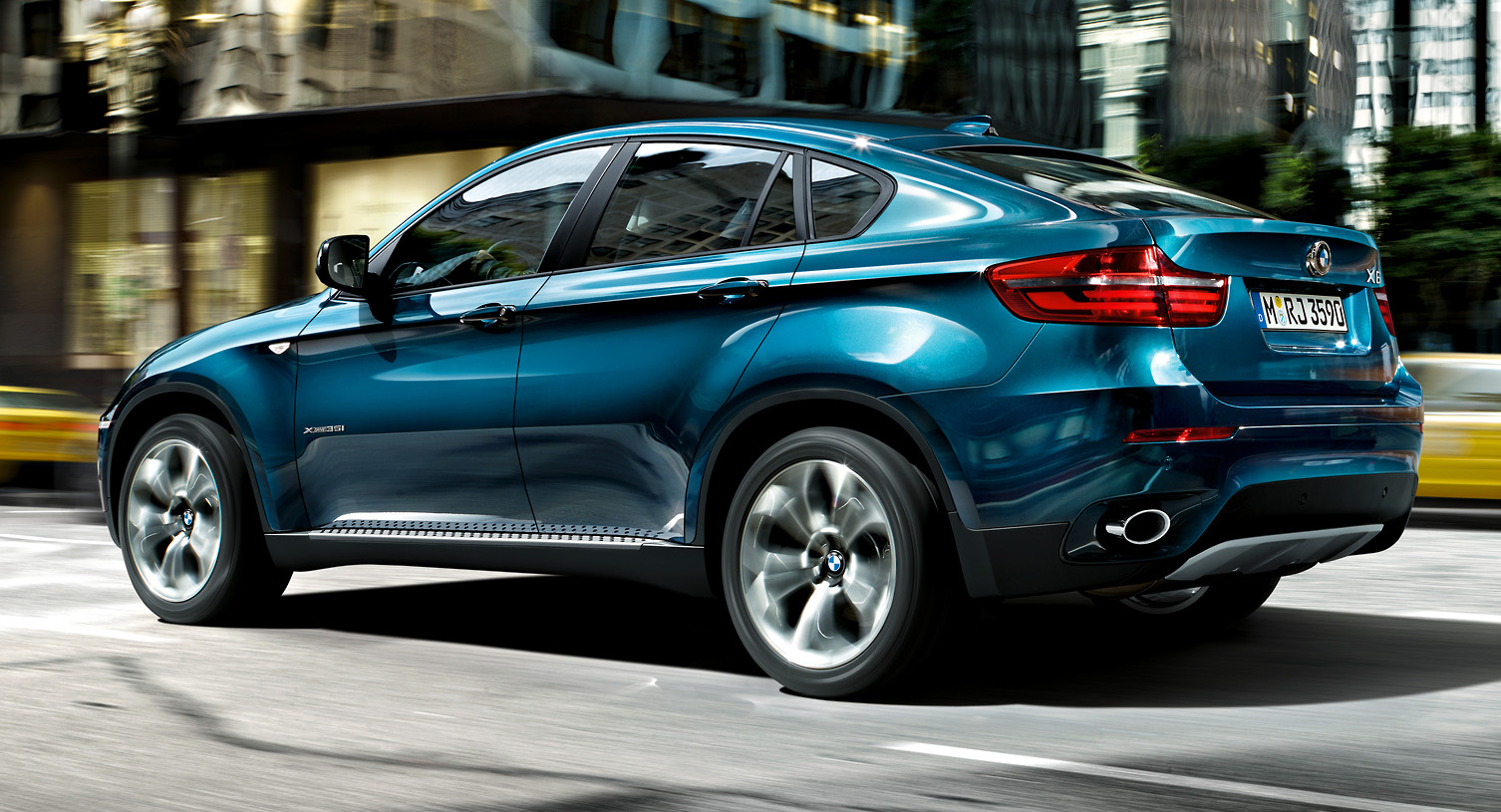 Bmw X6 2 Benzinsider Com A Mercedes Benz Fan Blog