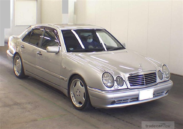 E50 AMG 1996 AMG Brand History — A Look at How It All Began