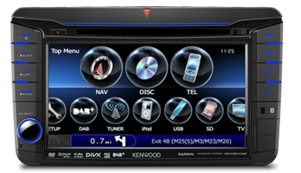 Kenwood Electronics Mercedes vs VW   Which multimedia system is the best?