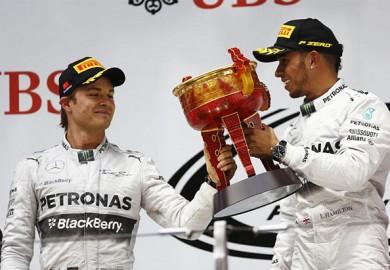 Mercedes-AMG-Petronas-2014-Chinese-Grand-Prix-Lewis-Hamilton-Nico-Rosberg