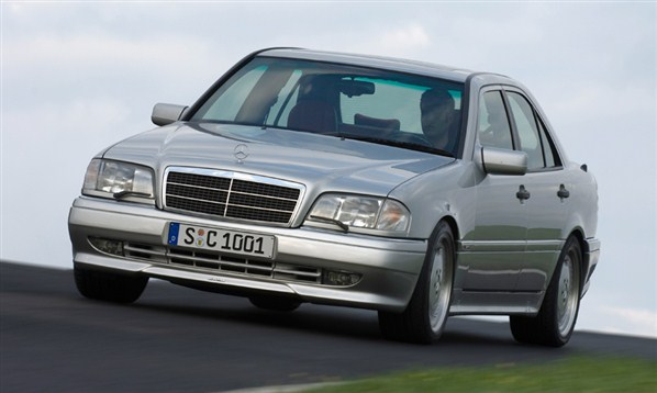 Mercedes Benz C36 AMG AMG Brand History — A Look at How It All Began