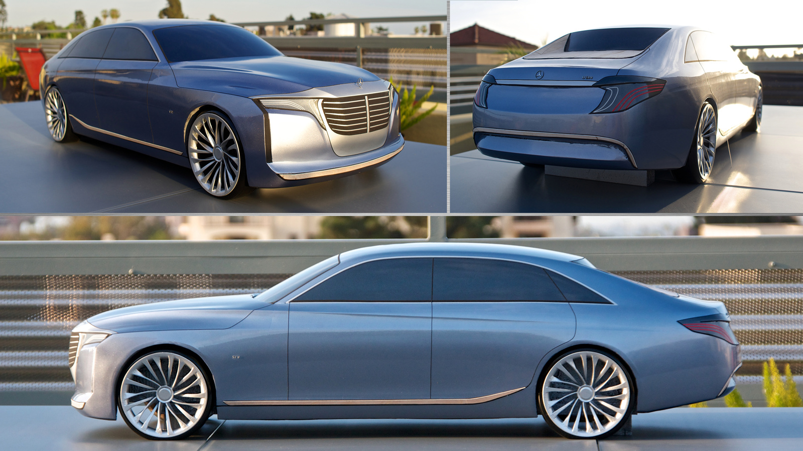 2021 Mercedes Benz U Class Concept Proposed By A Design