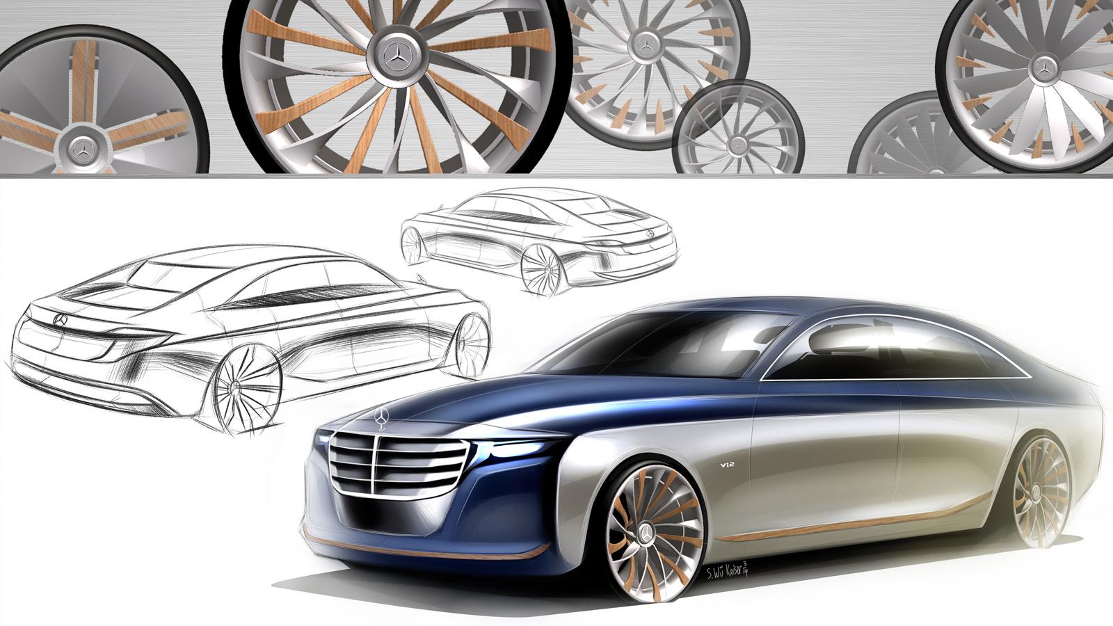 2021 mercedes benz u class concept proposed by a design student a mercedes. Black Bedroom Furniture Sets. Home Design Ideas