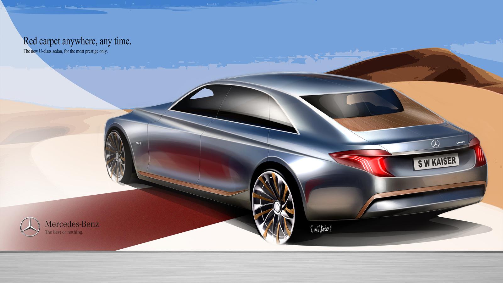 Mercedes Benz Ulus Concept 18 Benzinsider Com A