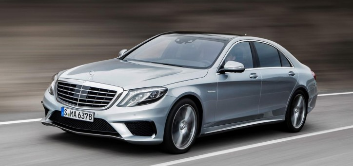 Mercedes Benz S 63 AMG 724x342 Top four tips for maximising the life of your Mercedes