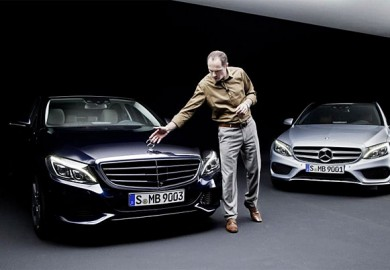 New-Mercedes-Benz-C-Class-presented-by-Robert-Lesnik-Director-of-Design-Passenger-Cars-Exterior