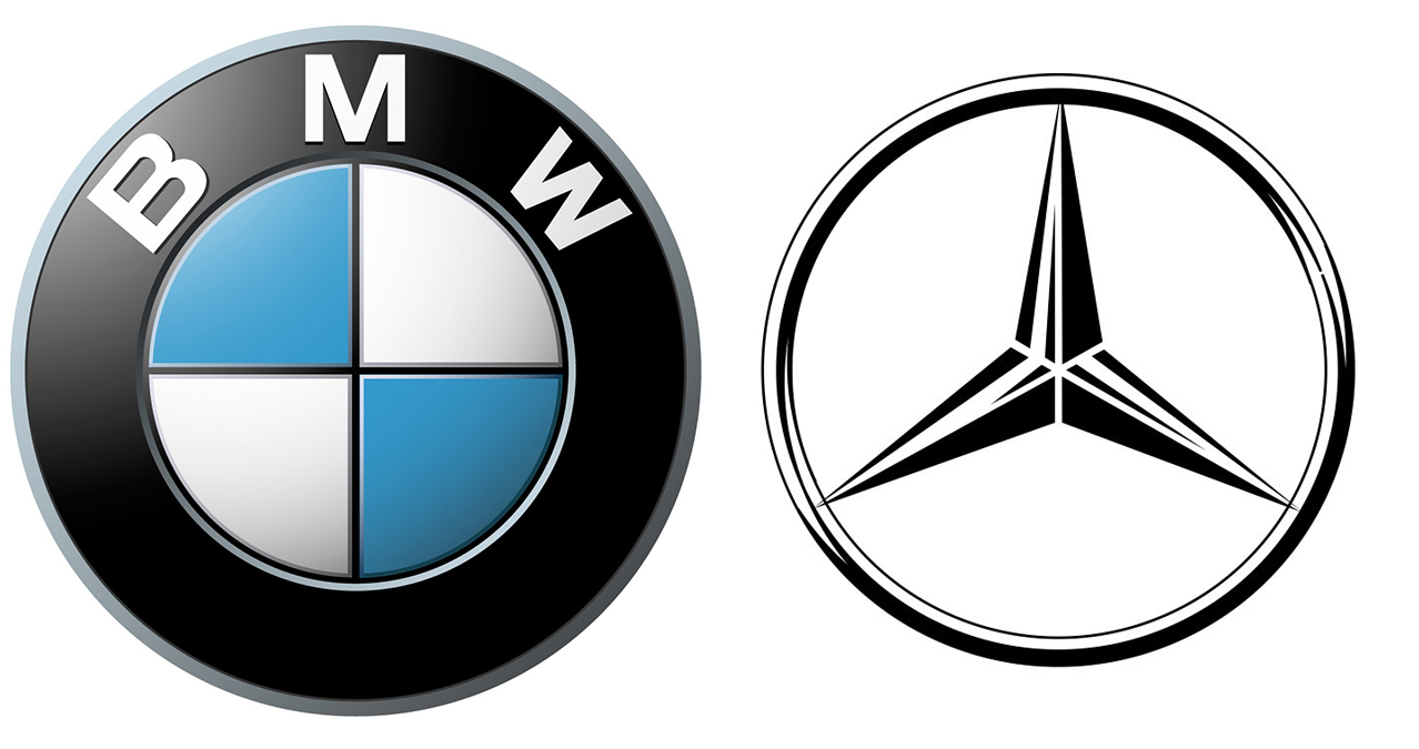 bmw catches up mercedes us sales