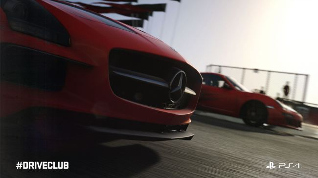 driveclub for ps4 Driveclub for PS4 Comes Out in October