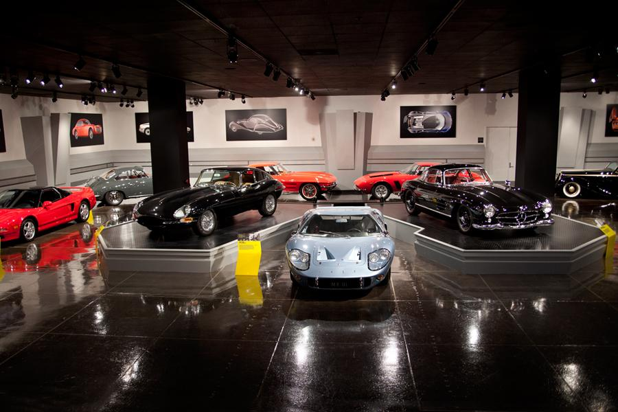 petersen automotive museum Petersen Automotive Museum Showcases The Worlds Greatest Sports Coupes