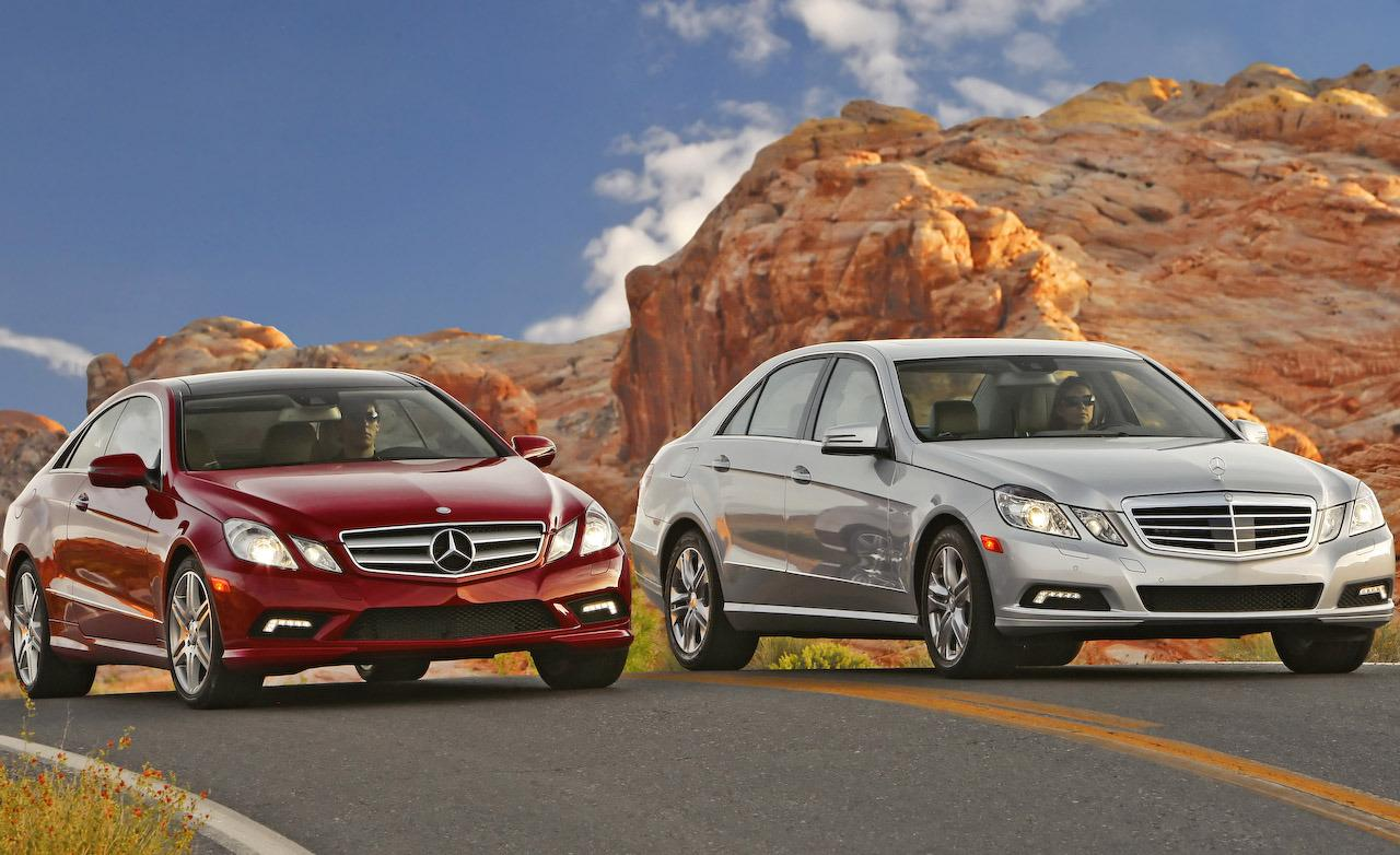 Mercedes Sedan Vs Coupe Which One Is Ideal For You
