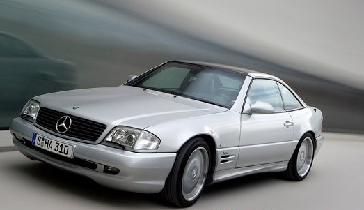 sl 73 amg AMG Brand History — A Look at How It All Began