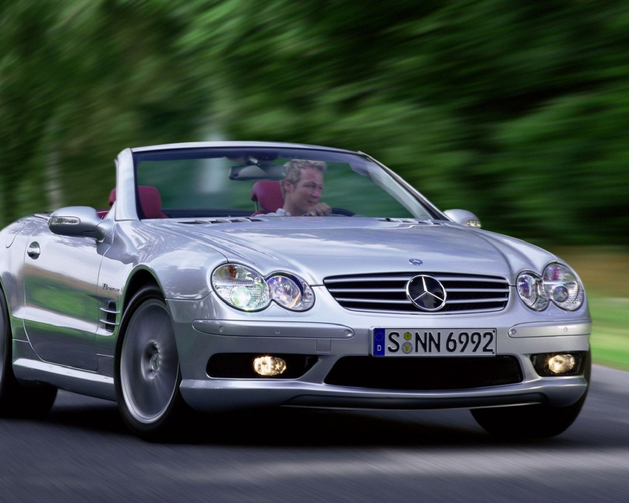 sl55 amg AMG Brand History — A Look at How It All Began