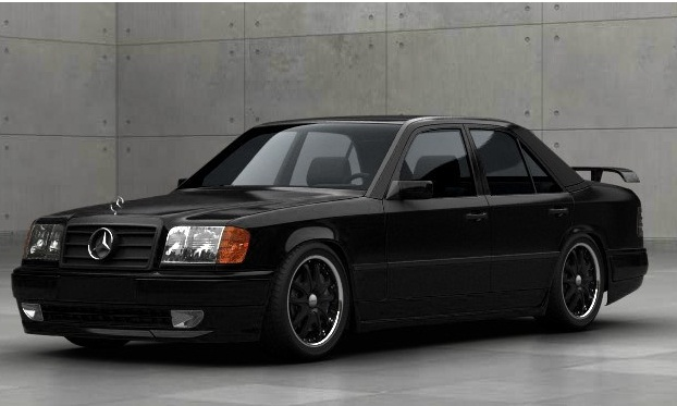 Looking Back At The Mercedes 300 E 5 6 Amg A K A The Hammer