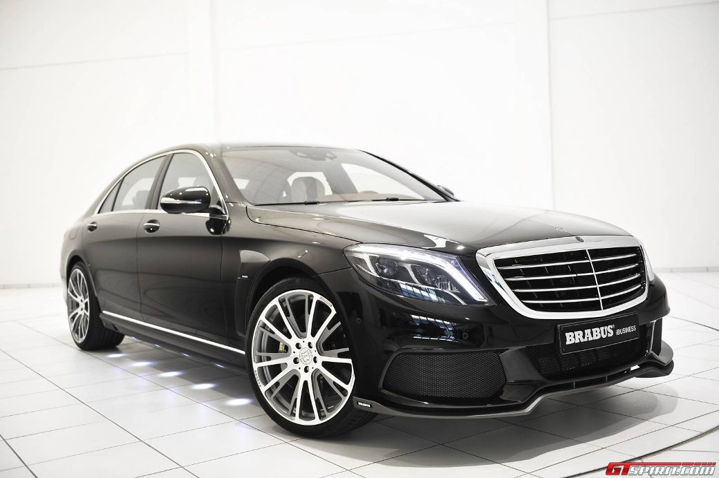 127 Brabus 850 6.0  Bi turbo iBusiness Available In The Market