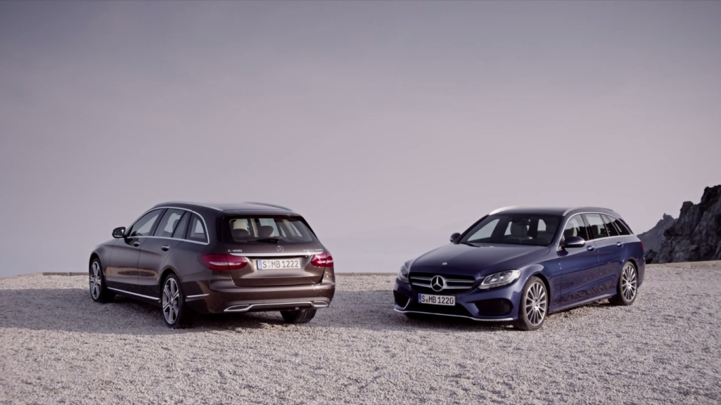Video Officially Unveils Upcoming Mercedes-Benz C-Class Estate