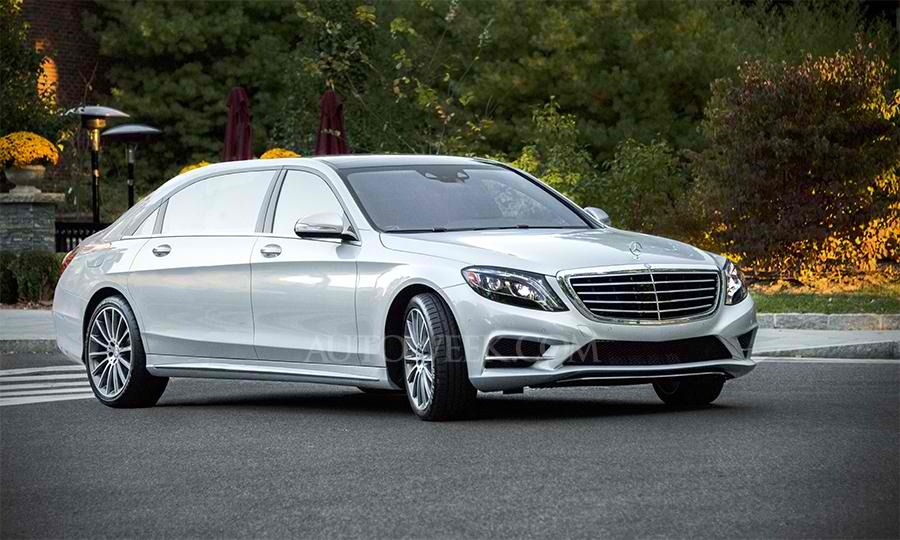 2015 Mercedes S-Class Maybach