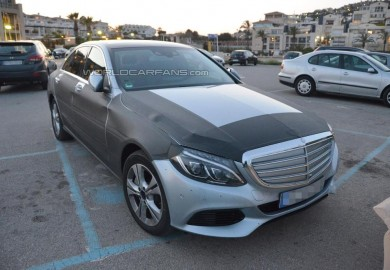 Images Show 2015 Mercedes-Benz C-Class Plug-In