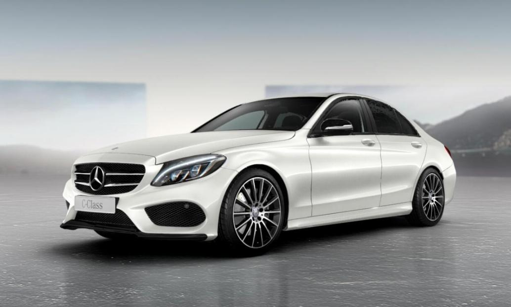 54 Mercedes Benz C Class Night Package May Be Unveiled Next Month