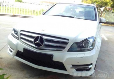 Mercedes-Benz C200 AMG Grand Edition (11)