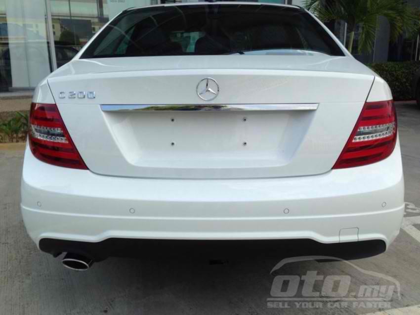 Mercedes Benz C200 Amg Grand Edition 6 Benzinsider Com