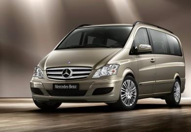 Mercedes-Vito Van