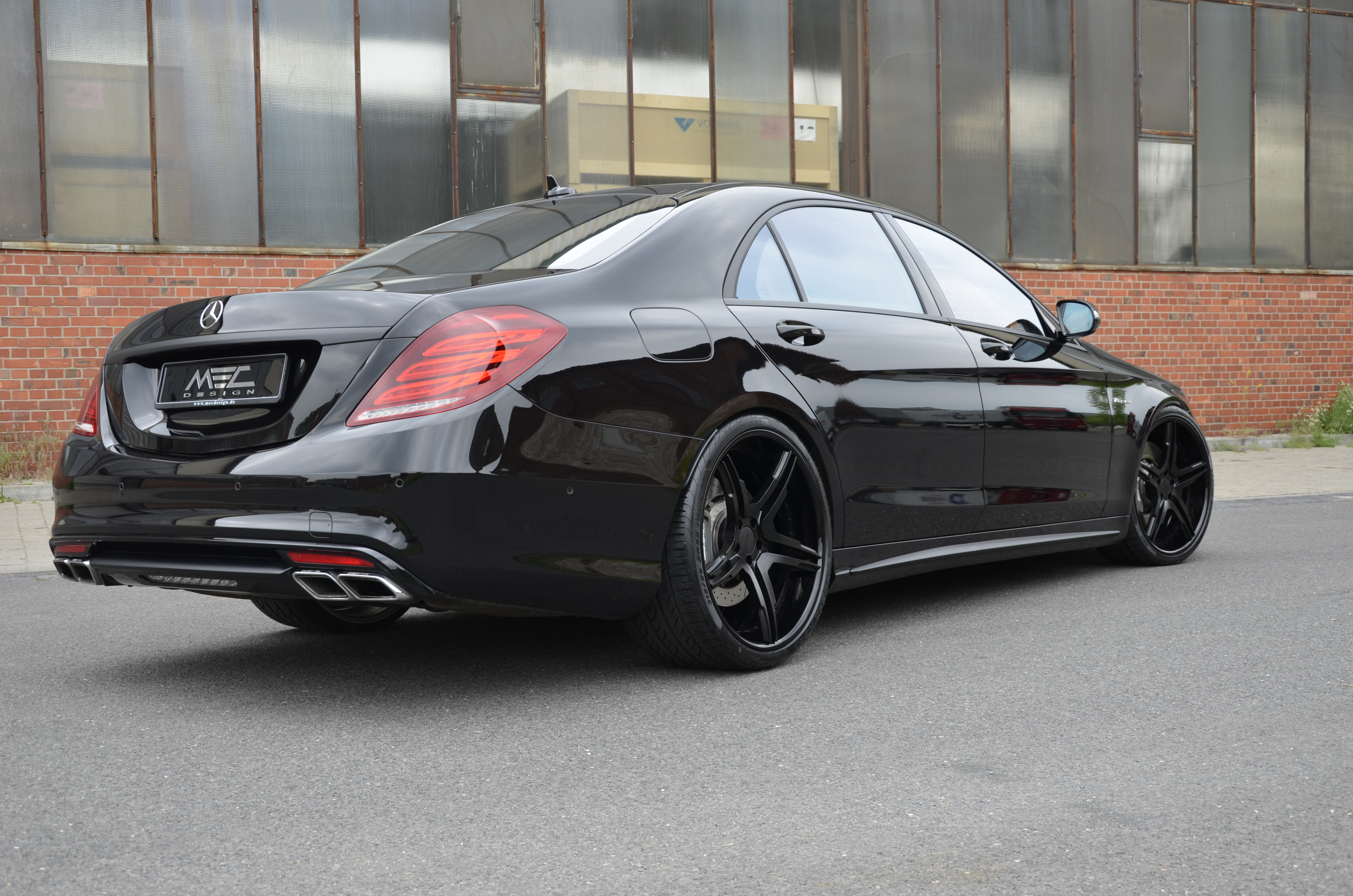 Mec releases customized mercedes s63 amg for Mercedes benz s63 2014 price