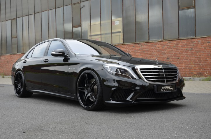 Mec releases customized mercedes s63 amg for 2014 mercedes benz s63 amg for sale