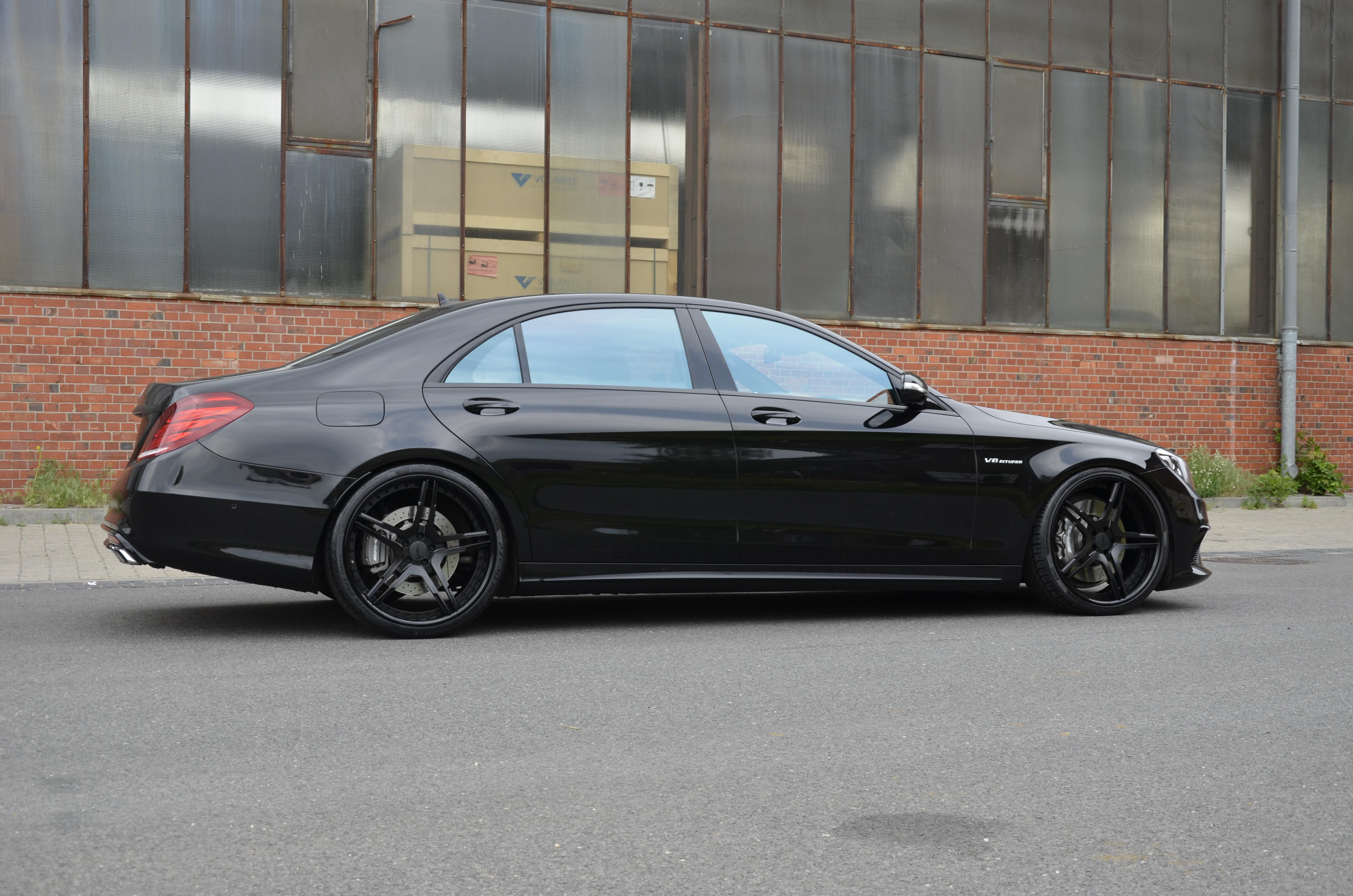 MEC Releases Customized Mercedes S63 AMG - BenzInsider.com ...