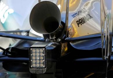megaphone exhaust