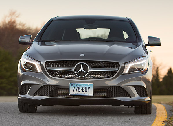 mercedes CLA Consumer Reports Calls the Mercedes CLA a Really Nice Civic