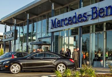 mercedes-benz canada sales