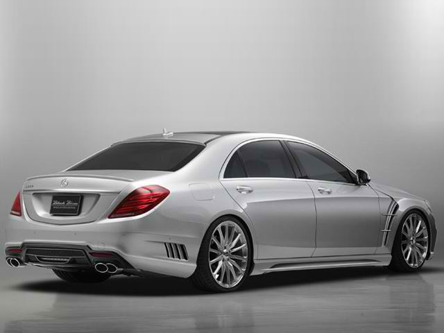 mercedes s class 2 Wald Puts a Facelift on Mercedes S Class