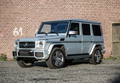 Mercedes-Benz G63 AMG Boosted By Edo Competition