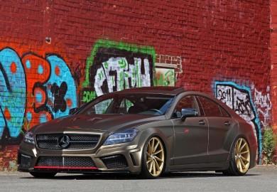 Fostia Tunes Mercedes-Benz CLS 350 CDI