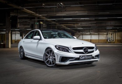 New Carlsson Body Kit Offered For The 2014 Mercedes-Benz C-Class