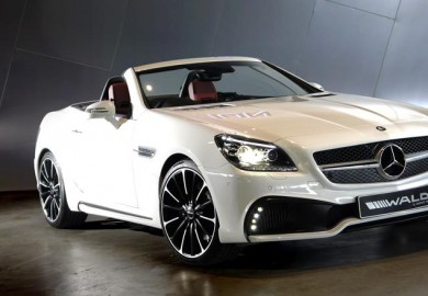 Black Bison Styling Kit For The Mercedes-Benz SLK Unveiled