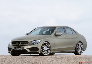Inden Design Tunes The 2014 Mercedes-Benz C-Class