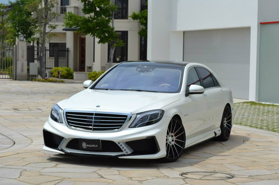vitt performance unveils tuned mercedes benz s63 amg a mercedes benz fan blog. Black Bedroom Furniture Sets. Home Design Ideas
