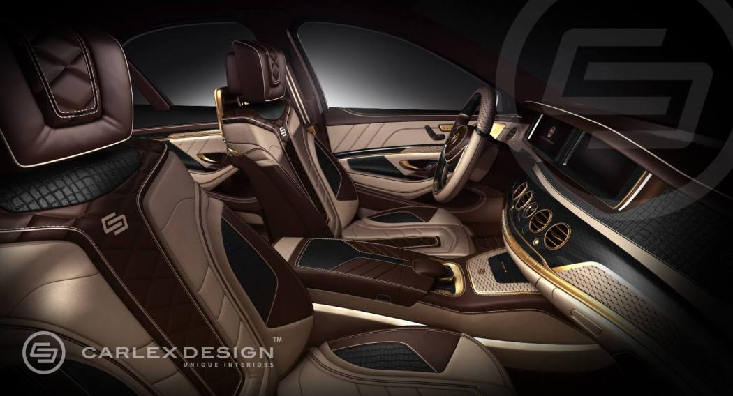 Carlex Design Releases Official Interior Render Of