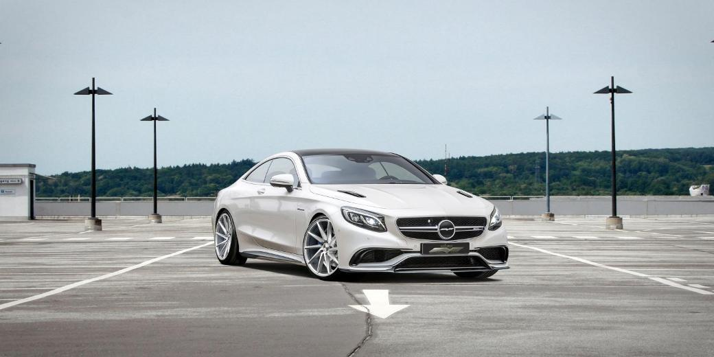 Voltage Design Upgrades Mercedes-Benz S63 AMG Coupe