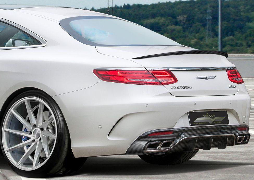 Voltage design upgrades mercedes benz s63 amg coupe for Mercedes benz s63 price