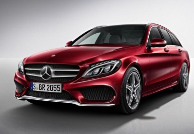 Mercedes-Benz C-Class Estate AMG Line Officially Unveiled