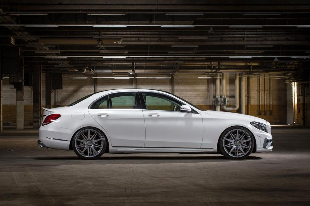 New Carlsson Body Kit Offered For The 2014 Mercedes Benz C