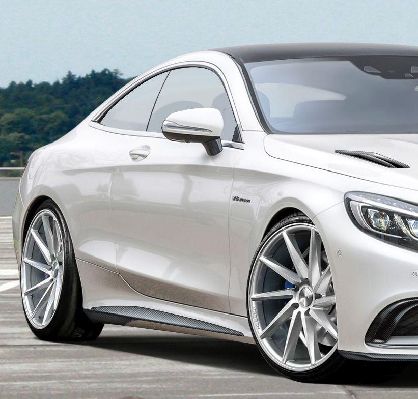 Voltage Design Upgrades Mercedes Benz S63 Amg Coupe