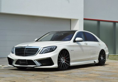 VITT Performance Unveils Tuned Mercedes-Benz S63 AMG