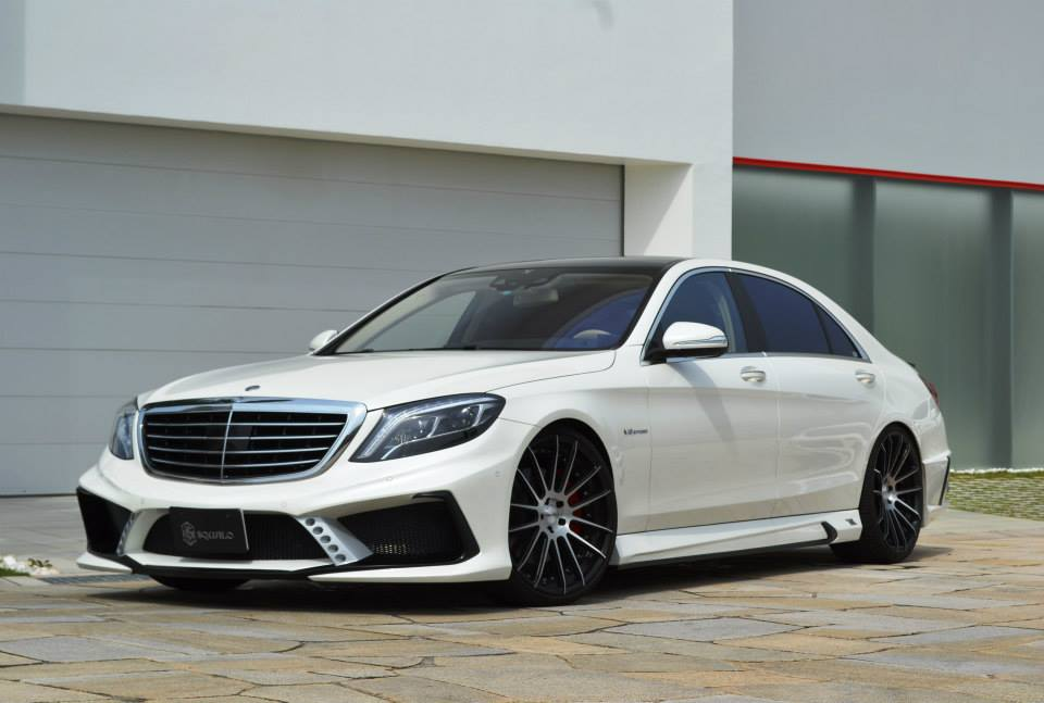 95 VITT Performance Unveils Tuned Mercedes Benz S63 AMG