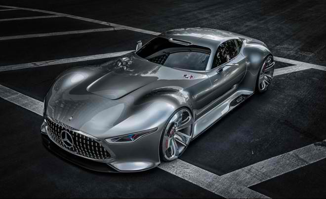 gran turismo 6 mercedes benz vision Cool Mercedes Benz Themed Gift Ideas for Fathers Day