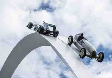 mercedes-benz at goodwood (1)